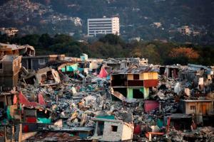 Port-au-Prince.  REUTERS/Carlos Barria (HAITI)