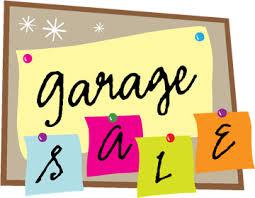Garage Sale Fundraiser Aug. 29-31 All proceeds go to adoption fund!